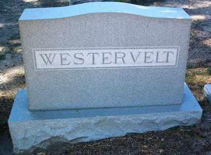 WESTERVELT, FAMILY STONE - Yavapai County, Arizona   FAMILY STONE WESTERVELT - Arizona Gravestone Photos
