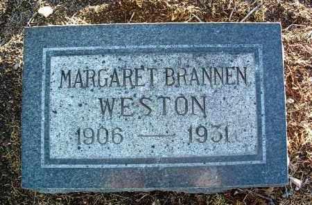 BRANNEN WESTON, M. - Yavapai County, Arizona | M. BRANNEN WESTON - Arizona Gravestone Photos