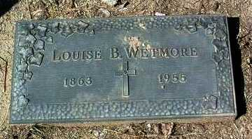WOOSTER, LOUISE B. - Yavapai County, Arizona | LOUISE B. WOOSTER - Arizona Gravestone Photos