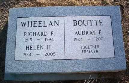 WHEELAN, RICHARD F. - Yavapai County, Arizona | RICHARD F. WHEELAN - Arizona Gravestone Photos