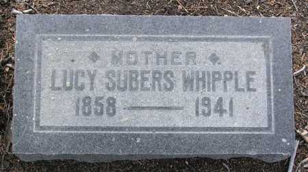 SUBERS, LUCY ANN - Yavapai County, Arizona | LUCY ANN SUBERS - Arizona Gravestone Photos