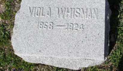 WHISMAN, VIOLA - Yavapai County, Arizona | VIOLA WHISMAN - Arizona Gravestone Photos
