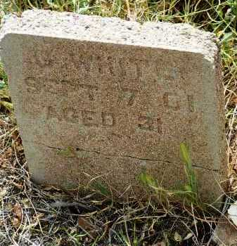 WHITE, GEORGE - Yavapai County, Arizona | GEORGE WHITE - Arizona Gravestone Photos