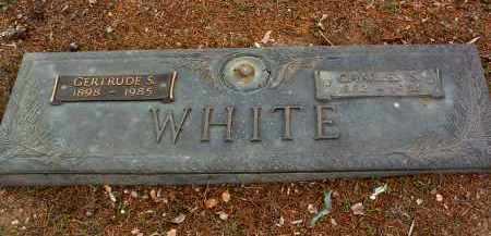 SHUTT WHITE, GERTRUDE S. - Yavapai County, Arizona | GERTRUDE S. SHUTT WHITE - Arizona Gravestone Photos