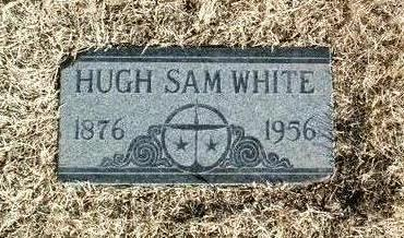 WHITE, HUGH SAM - Yavapai County, Arizona | HUGH SAM WHITE - Arizona Gravestone Photos