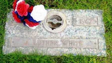 WHITE, JOHN LUTHER - Yavapai County, Arizona | JOHN LUTHER WHITE - Arizona Gravestone Photos
