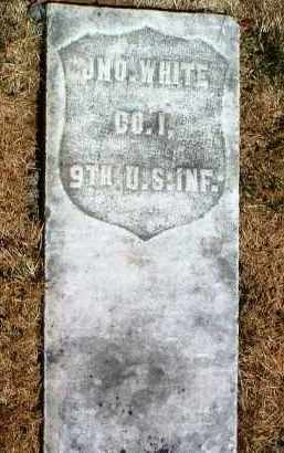 WHITE, JOHN - Yavapai County, Arizona   JOHN WHITE - Arizona Gravestone Photos