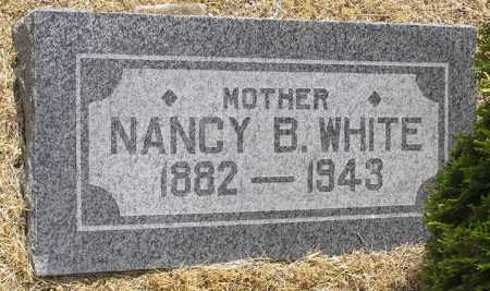 CARTER WHITE, NANCY - Yavapai County, Arizona | NANCY CARTER WHITE - Arizona Gravestone Photos