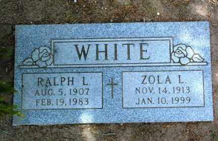 WHITE, ZOLA LINNOS - Yavapai County, Arizona | ZOLA LINNOS WHITE - Arizona Gravestone Photos
