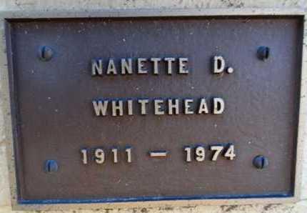 WHITEHEAD, NANETTE DIANE - Yavapai County, Arizona | NANETTE DIANE WHITEHEAD - Arizona Gravestone Photos