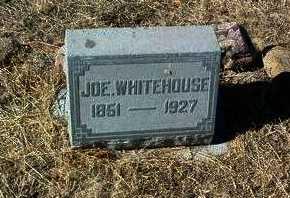 WHITEHOUSE, JOSEPH (JOE) - Yavapai County, Arizona   JOSEPH (JOE) WHITEHOUSE - Arizona Gravestone Photos