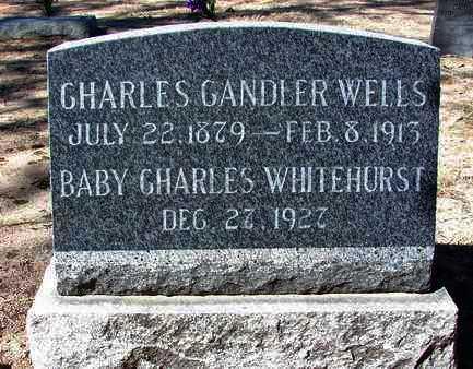 WHITEHURST, CHARLES - Yavapai County, Arizona   CHARLES WHITEHURST - Arizona Gravestone Photos