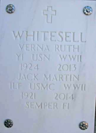 OLSON WHITESELL, VERNA R. - Yavapai County, Arizona | VERNA R. OLSON WHITESELL - Arizona Gravestone Photos