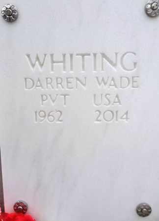 WHITING, DARREN WADE - Yavapai County, Arizona   DARREN WADE WHITING - Arizona Gravestone Photos