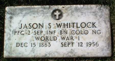WHITLOCK, JASON S. - Yavapai County, Arizona | JASON S. WHITLOCK - Arizona Gravestone Photos