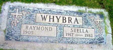 WHYBRA, RAYMOND - Yavapai County, Arizona   RAYMOND WHYBRA - Arizona Gravestone Photos
