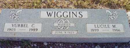 WIGGINS, LUCILE M. - Yavapai County, Arizona | LUCILE M. WIGGINS - Arizona Gravestone Photos
