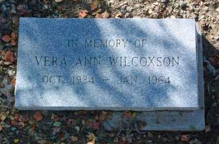 MCCOY WILCOXSON, VERA A. - Yavapai County, Arizona | VERA A. MCCOY WILCOXSON - Arizona Gravestone Photos