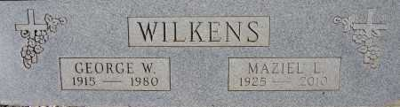 WILKENS, GEORGE WILLIAM - Yavapai County, Arizona | GEORGE WILLIAM WILKENS - Arizona Gravestone Photos