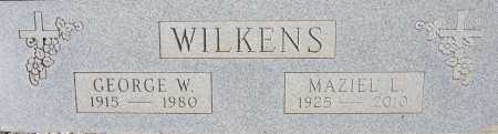 WILKENS, MAZIEL L. - Yavapai County, Arizona | MAZIEL L. WILKENS - Arizona Gravestone Photos