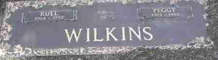 WILKINS, RUEL GRANVILLE - Yavapai County, Arizona   RUEL GRANVILLE WILKINS - Arizona Gravestone Photos