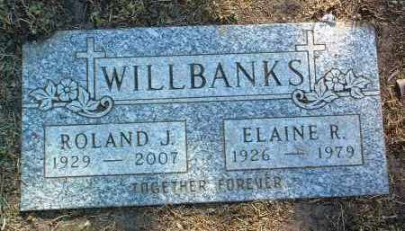 STANLEY WILLBANKS, E. - Yavapai County, Arizona | E. STANLEY WILLBANKS - Arizona Gravestone Photos