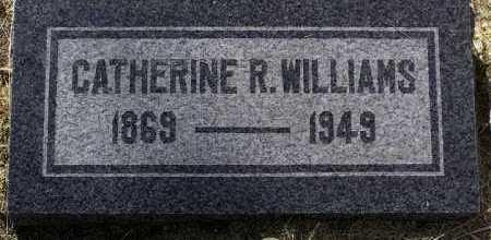 WILLIAMS, CATHERINE ROSE - Yavapai County, Arizona | CATHERINE ROSE WILLIAMS - Arizona Gravestone Photos