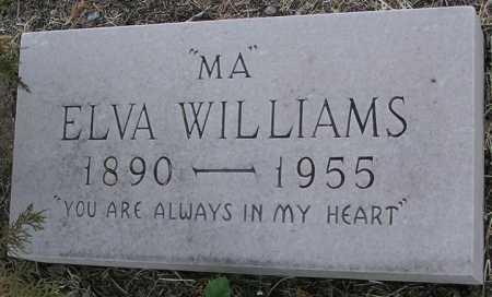 WILLIAMS, ELVA M.  (MA) - Yavapai County, Arizona | ELVA M.  (MA) WILLIAMS - Arizona Gravestone Photos
