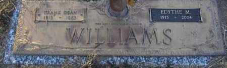 LENOCH WILLIAMS, EDYTH M. - Yavapai County, Arizona | EDYTH M. LENOCH WILLIAMS - Arizona Gravestone Photos