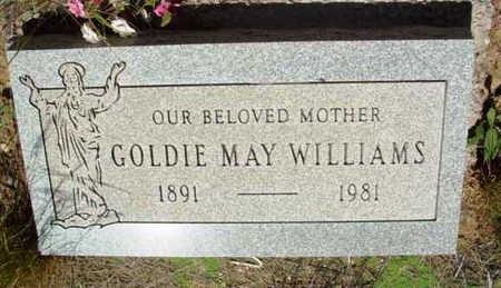 WILLIAMS, GOLDIE MAY - Yavapai County, Arizona | GOLDIE MAY WILLIAMS - Arizona Gravestone Photos