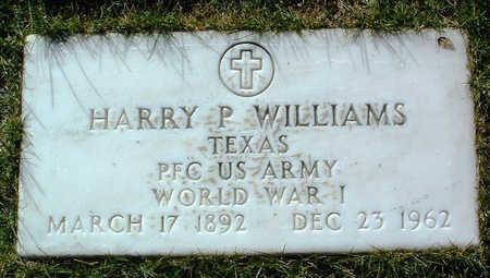 WILLIAMS, HARRY PHILLIP - Yavapai County, Arizona | HARRY PHILLIP WILLIAMS - Arizona Gravestone Photos