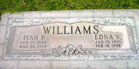 WILLIAMS, IVAN PULASKI - Yavapai County, Arizona | IVAN PULASKI WILLIAMS - Arizona Gravestone Photos