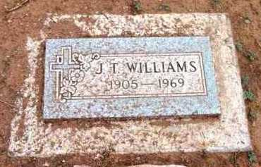 WILLIAMS, JOSEPH THEODORE - Yavapai County, Arizona | JOSEPH THEODORE WILLIAMS - Arizona Gravestone Photos