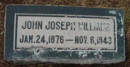 WILLIAMS, JOHN JOSEPH - Yavapai County, Arizona   JOHN JOSEPH WILLIAMS - Arizona Gravestone Photos