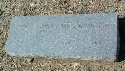 WILLIAMS, JAMES WESLEY - Yavapai County, Arizona | JAMES WESLEY WILLIAMS - Arizona Gravestone Photos