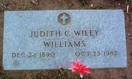 WILLIAMS, JUDITH B. - Yavapai County, Arizona | JUDITH B. WILLIAMS - Arizona Gravestone Photos