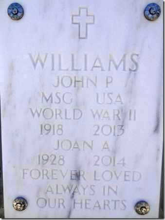 WILLIAMS, JOHN P. - Yavapai County, Arizona | JOHN P. WILLIAMS - Arizona Gravestone Photos