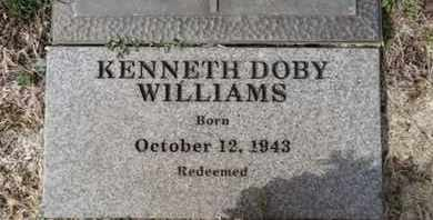 WILLIAMS, KENNETH DOBY - Yavapai County, Arizona | KENNETH DOBY WILLIAMS - Arizona Gravestone Photos