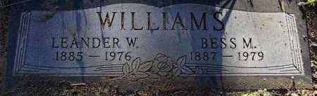 BETTIS WILLIAMS, BESS M. - Yavapai County, Arizona | BESS M. BETTIS WILLIAMS - Arizona Gravestone Photos