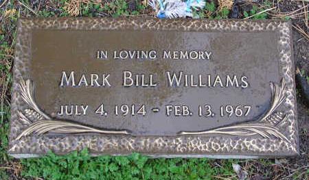 WILLIAMS, ALBERT WILLIAM - Yavapai County, Arizona   ALBERT WILLIAM WILLIAMS - Arizona Gravestone Photos