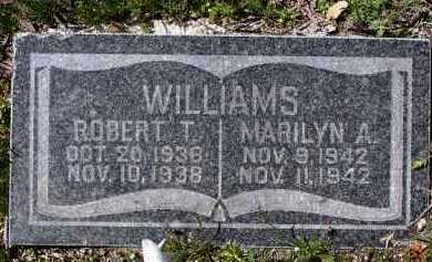 WILLIAMS, MARILYN ANN - Yavapai County, Arizona | MARILYN ANN WILLIAMS - Arizona Gravestone Photos