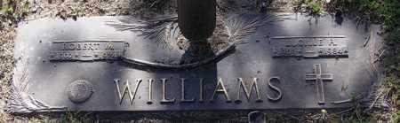 WILLIAMS, LUCILLE H. - Yavapai County, Arizona | LUCILLE H. WILLIAMS - Arizona Gravestone Photos