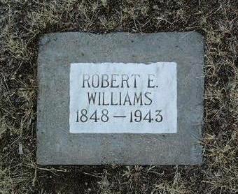 WILLIAMS, ROBERT EVANS - Yavapai County, Arizona | ROBERT EVANS WILLIAMS - Arizona Gravestone Photos