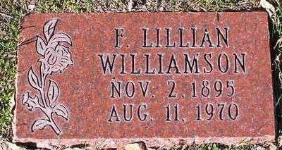 WILLIAMSON, FRANCES - Yavapai County, Arizona   FRANCES WILLIAMSON - Arizona Gravestone Photos
