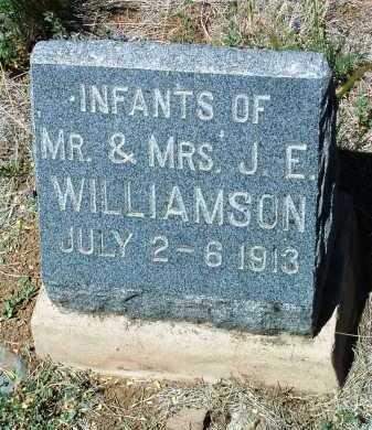 WILLIAMSON, INFANT MALE - Yavapai County, Arizona | INFANT MALE WILLIAMSON - Arizona Gravestone Photos