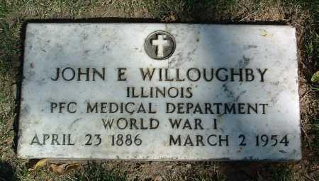 WILLOUGHBY, JOHN E. - Yavapai County, Arizona | JOHN E. WILLOUGHBY - Arizona Gravestone Photos