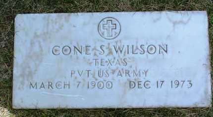 WILSON, CONE STANTON - Yavapai County, Arizona | CONE STANTON WILSON - Arizona Gravestone Photos