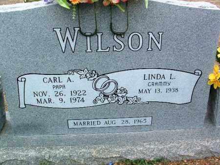 WILSON, LINDA L. - Yavapai County, Arizona | LINDA L. WILSON - Arizona Gravestone Photos