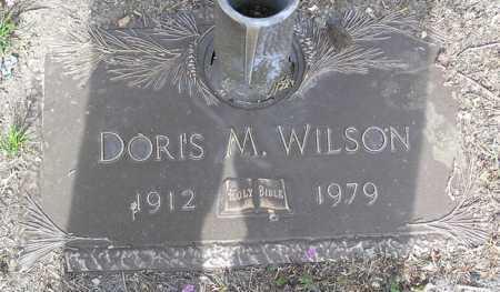 WILSON, DORIS MAURINE - Yavapai County, Arizona | DORIS MAURINE WILSON - Arizona Gravestone Photos