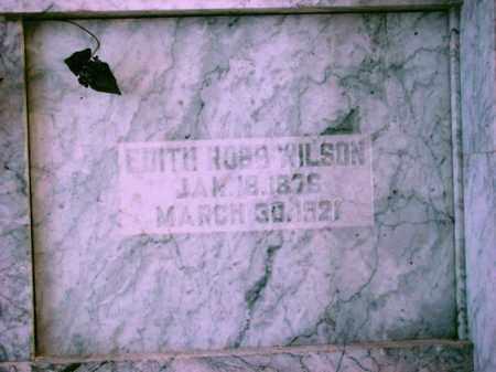 WILSON, EDITH - Yavapai County, Arizona | EDITH WILSON - Arizona Gravestone Photos